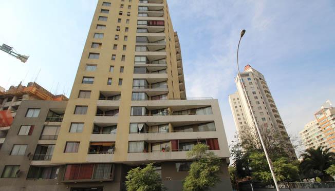 Avenida Manuel Rodríguez Sur / Copiapó