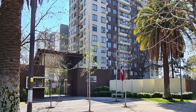 Av. Centenario / Carlos Walker Martínez